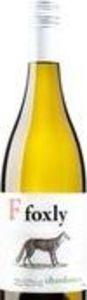 Foxly Chardonnay 2016, Okanagan Valley Bottle