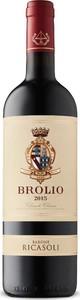 Ricasoli Brolio Chianti Classico Docg 2018 Bottle