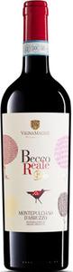 Becco Reale Montepulciano D'abruzzo Organic 2018, Doc Bottle