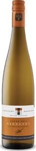 Tawse Limestone Ridge North Estate Bottled Riesling 2017, VQA Twenty Mile Bench, Niagara Escarpment Bottle