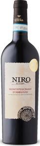 Niro Di Citra Montepulciano D'abruzzo 2016, Doc Bottle