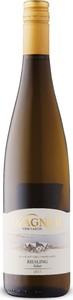 Wagner Finger Lakes Select Riesling 2017, Estate Grown, Finger Lakes Bottle