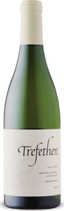 Trefethen Estate Chardonnay 2018, Oak Knoll District Of Napa Valley Bottle