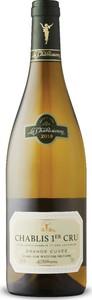 La Chablisienne Chablis Premier Cru Grande Cuvée 2018 Bottle
