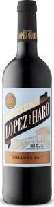 López De Haro Crianza 2017, Doca Rioja Bottle