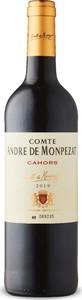 Château Comte André De Monpezat Cahors 2019, Ap Bottle