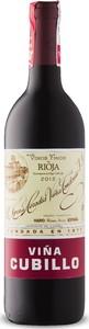 R. López De Heredia Viña Cubillo Crianza 2012, Doca Rioja Bottle