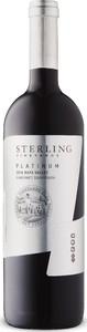 Sterling Platinum Cabernet Sauvignon 2016, Napa Valley Bottle