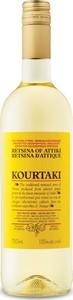 Kourtaki Retsina Of Attiki, Pgi Bottle