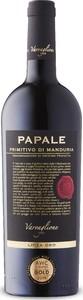 Papale Linea Oro Primitivo Di Manduria 2016, Dop Bottle