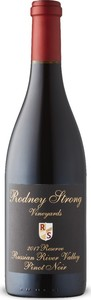 Rodney Strong Reserve Pinot Noir 2017, Russian River Valley, Sonoma Bottle