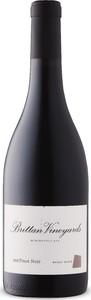 Brittan Vineyards Basalt Block Pinot Noir 2015, Mcminnville Ava, Willamette Valley Bottle