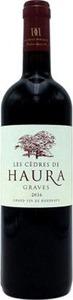 Les Cedres De Haura Graves 2016, A.O.C. Graves Bottle