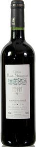 Chateau Haut Mongeat Bordeaux Supérieur 2018, A.O.C. Bordeaux Supérieur Bottle