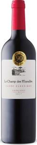 Le Champ Des Murailles Cuvee Classique 2020, Ac Corbieres, Languedoc Bottle