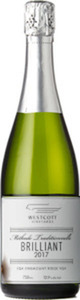 Westcott Vineyards Brilliant Methode Traditionnelle 2017, VQA Vinemount Ridge Bottle