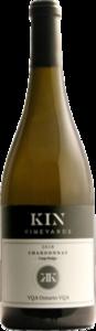 Kin Vineyards Carp Ridge Chardonnay 2019, VQA Ontario Bottle