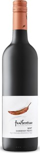 Featherstone Cabernet Franc 2018, VQA Niagara Peninsula Bottle