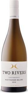 Two Rivers Convergence Sauvignon Blanc 2019 Bottle