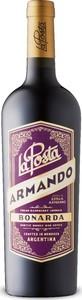 La Posta Estela Armando Bonarda 2019, Mendoza Bottle