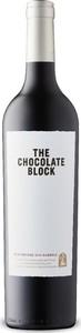 The Chocolate Block 2019, Wo Swartland Bottle
