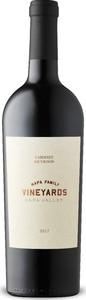 Napa Family Vineyards Cabernet Sauvignon 2017, Napa Valley Bottle