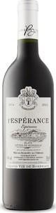 Château L'espérance 2014, Ac Blaye Côtes De Bordeaux Bottle