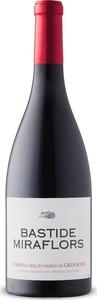 Bastide Miraflors Syrah/Vieilles Vignes Grenache 2018, Ap Côtes Du Roussillon Bottle