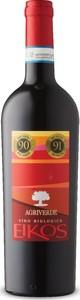 Agriverde Eikos Montepulciano D'abruzzo 2017, Doc Bottle