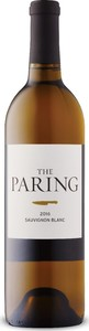 The Paring Sauvignon Blanc 2016, Unfined And Unfiltered, California Bottle