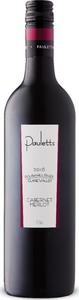 Pauletts Vineyards Polish Hill River Cabernet Sauvignon/Merlot 2016, Clare Valley, South Australia Bottle