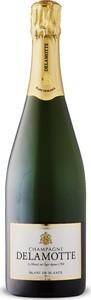 Delamotte Blanc De Blancs Brut Champagne, Ac, France Bottle