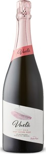 Vuelà Pinot Gris Brut Nature Sparkling Rosé, Los Chacayes, Uco Valley Bottle