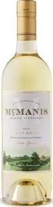 Mcmanis Pinot Grigio 2020, River Junction Bottle