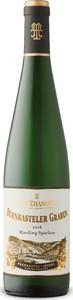Dr. H. Thanisch Erben Müller Burggraef Bernkasteler Graben Riesling Spätlese 2018, Estate Bottled, Prädikatswein Bottle