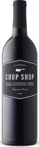 Chop Shop Cabernet Sauvignon 2018, California Bottle