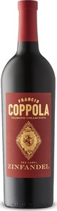 Francis Coppola Diamond Collection Red Label Zinfandel 2018, California Bottle