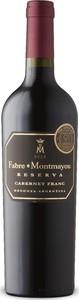 Fabre Montmayou Reserva Cabernet Franc 2018, Mendoza Bottle