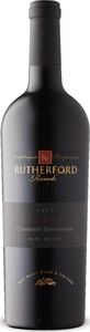 Rutherford Ranch Reserve Cabernet Sauvignon 2017, Napa Valley Bottle