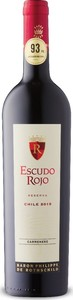 Escudo Rojo Reserva Carmenère 2019 Bottle
