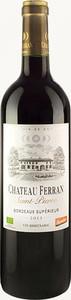Chateau Ferran Saint Pierre Bordeaux Superieur 2019, A.O.C. Bordeaux Supérieur Bottle