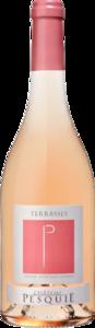 Château Pesquié Terrasses Rosé 2020, Ventoux Bottle