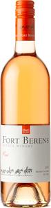 Fort Berens Pinot Noir Rose 2020, BC VQA Lillooet Bottle