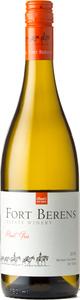 Fort Berens Pinot Gris 2020, BC VQA British Columbia Bottle