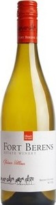Fort Berens Estate Winery Gruner Veltliner 2020, BC VQA British Columbia Bottle