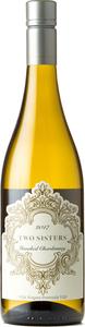 Two Sisters Unoaked Chardonnay 2019, VQA Niagara Peninsula Bottle