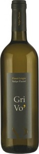 Volpe Pasini Grivo Pinot Grigio 2018, D.O.C. Friuli Colli Orientali Bottle