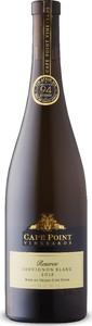 Cape Point Reserve Sauvignon Blanc 2018, Wo Cape Town Bottle