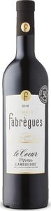 Domaine De Fabrègues Le Cœur 2016 Bottle