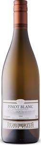 St. Hubertus Pinot Blanc 2016, BC VQA Okanagan Valley Bottle